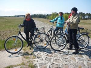 Fahrrad Wanderung